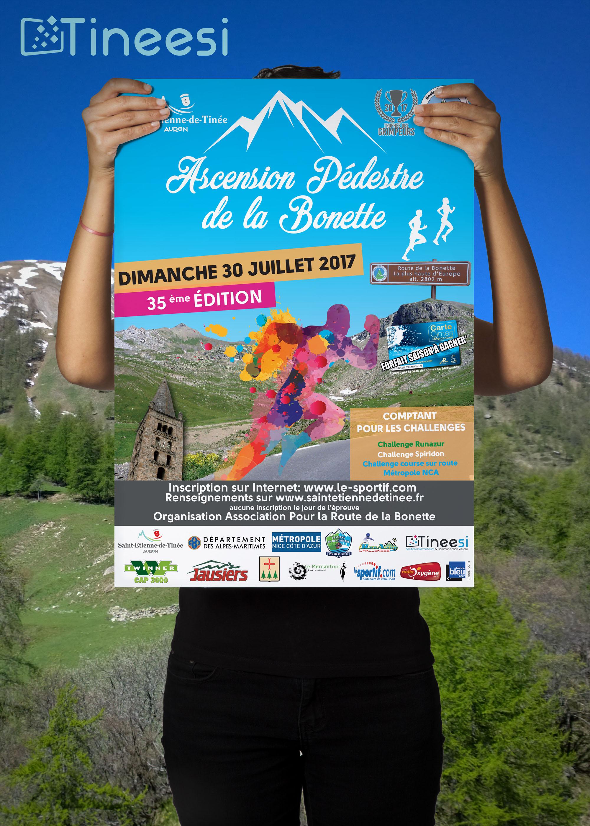 2017-06 – course de la bonette – affiche