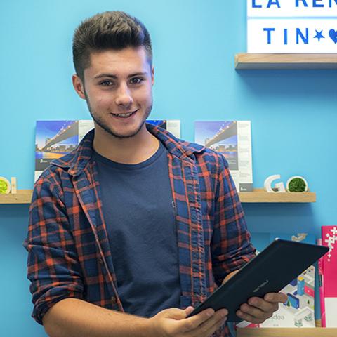 Mathieu - Technicien Tineesi