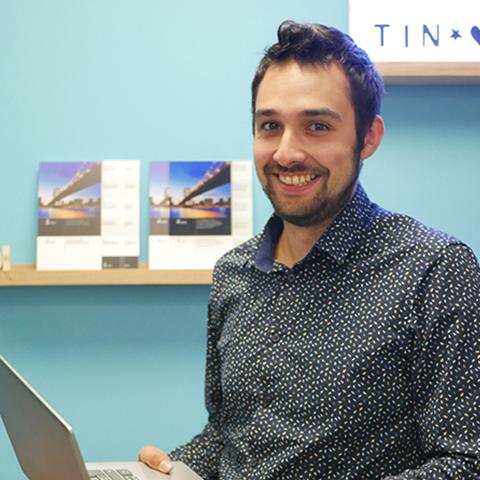 Thibaut - Technicien Tineesi