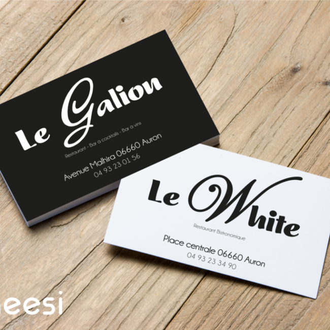 le White & Galion 2019 - Auron