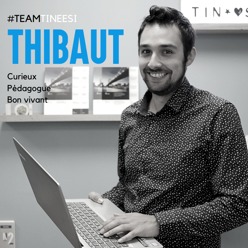 Thibaut technicien informatique