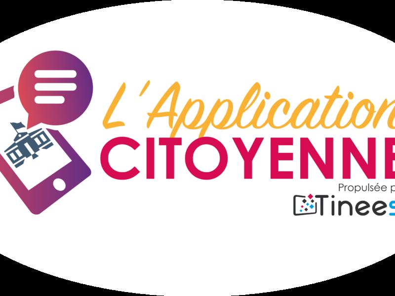 logo l'application citoyenne